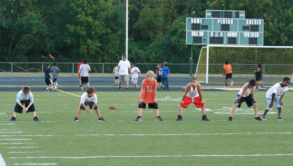 Summer Football Camp
