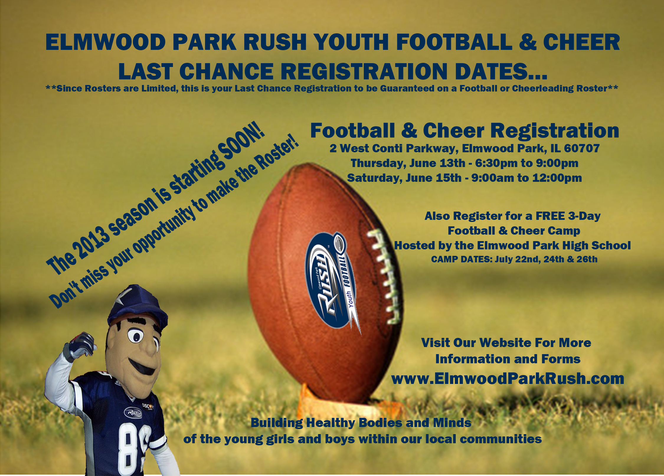 RUSH_2013Registration